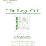 Nieuw Ophasselts Toneel - De lege cel (1994)