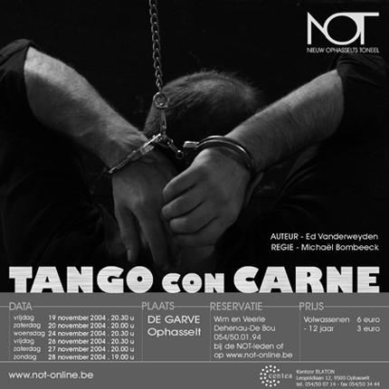 Nieuw Ophasselts Toneel - Tango Con Carne (2004)
