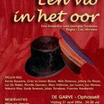 Nieuw Ophasselts Toneel - Een vlo in het oor (2006)