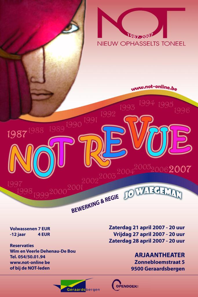 Nieuw Ophasselts Toneel - NOT-ReVue (2007)