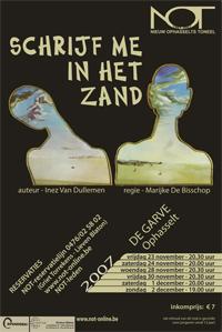 Nieuw Ophasselts Toneel - Schrijf me in het zand (2003)