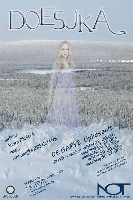 Nieuw Ophasselts Toneel - Doesjka (2013)