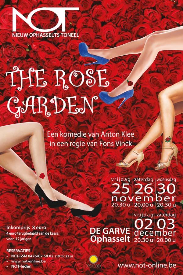 Nieuw Ophasselts Toneel - The Rose Garden (2016)