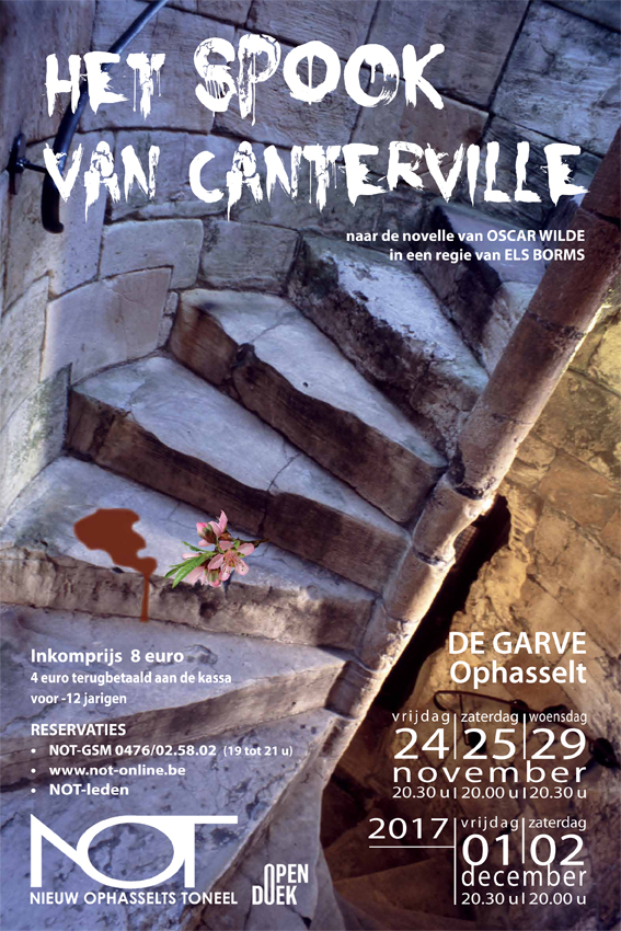 Nieuw Ophasselts Toneel - Het spook van Canterville (2017)