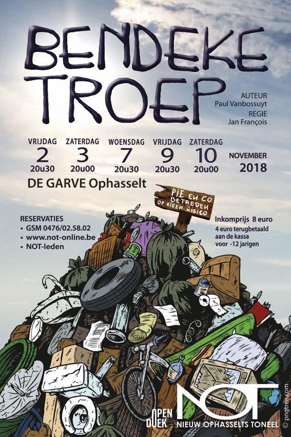 Nieuw Ophasselts Toneel - Bendeke troep (2018)